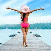 De donde procede la palabra bikini